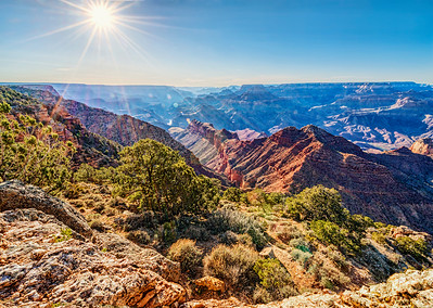 Grand Canyon Susnet