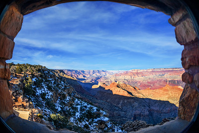 Grand Canyon Tower View