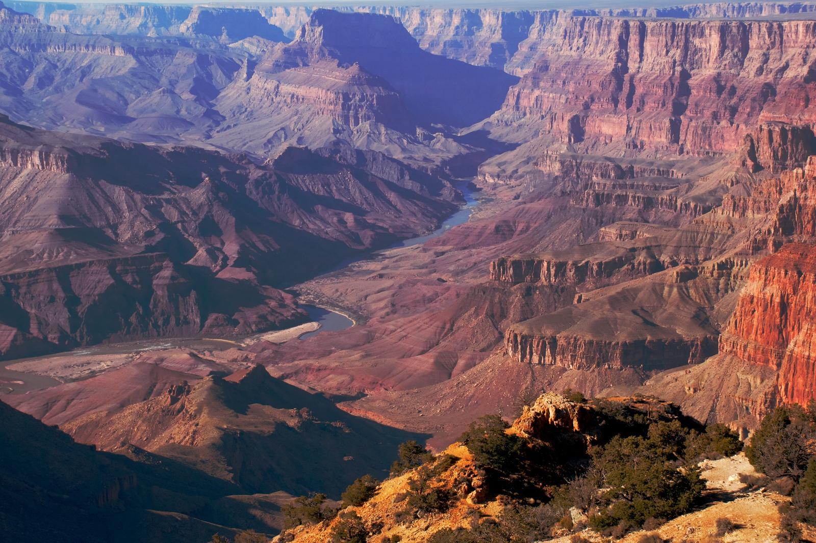 Grand Canyon Spring Break 2009