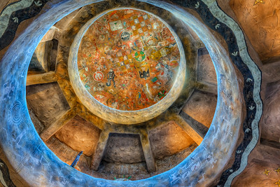 Grand Canyon Tower Ceiling