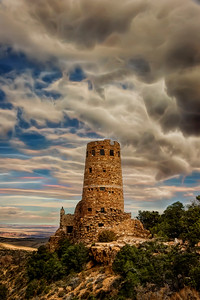Watchtower Cloudy Glow