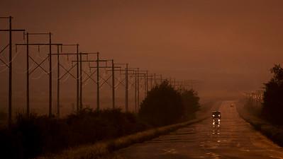 Bates Road Sunset