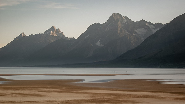 The Tetons, Wyoming, 2004