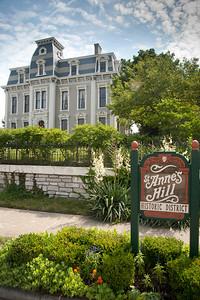The Bossler Mansion