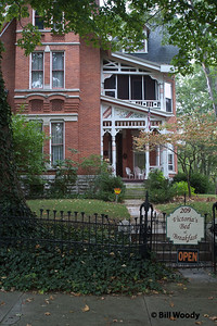Victoria's This is where the victorian interest started.  It wasn't Victoria's then.  Owned by friends, Dan and Karen.  It is in Xenia, Ohio.  It had great light - really tall windows!