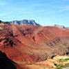 Above Unkar (Expedition Day 3 - Mile 72 - 08/15/09 09:43 - 13 photos - 360º x 45º - my very first 360º panoramic photo) ~ best viewed in Original size ~