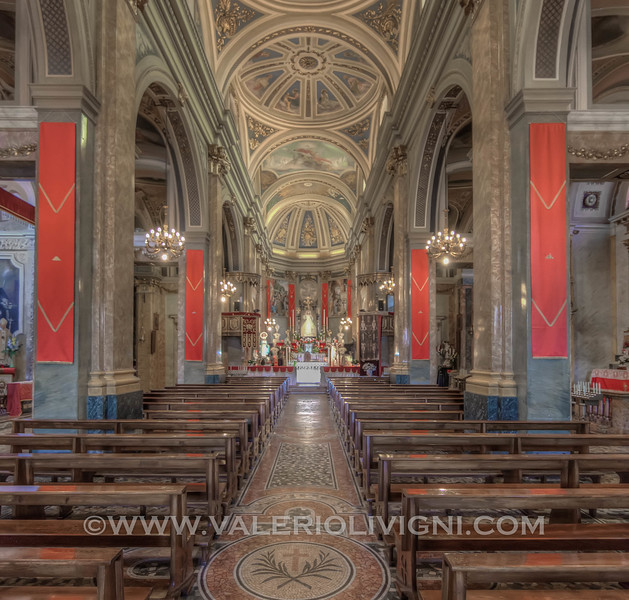 The Church of the Beata Vergine Assunta