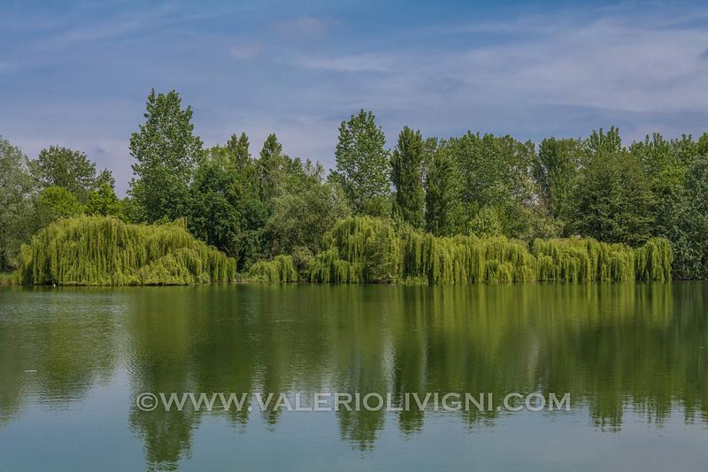 The Three Lakes Park - Il parco dei tre laghi