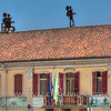 The town hall - Il municipio