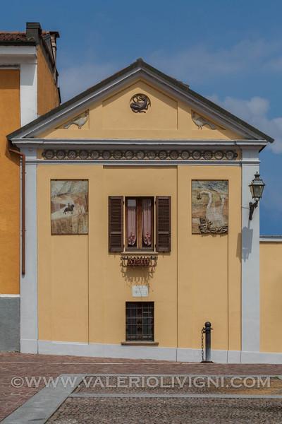 Pietro Delucca Square - Piazza Pietro Delucca