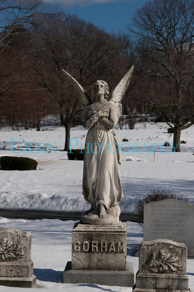 The Gorham Guardian Angel.