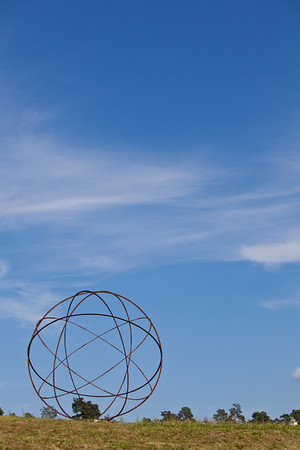 Hartmut Skerbisch Sphäre 315, 2005 [Sphere 315]
