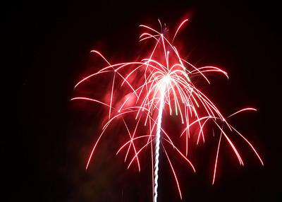 Great America Fireworks