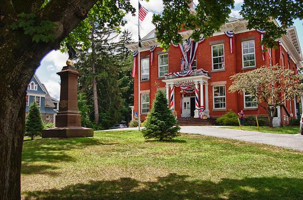 Town Hall.