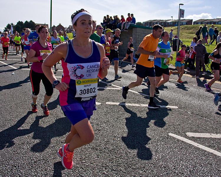 Great North Run 2015