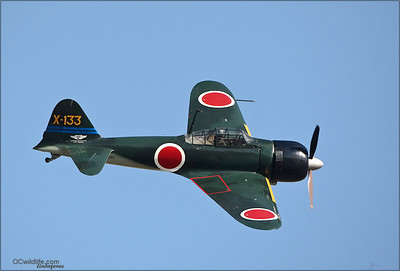 Mitsubishi A6M3 Zero Model 22 (NX712Z), used in the film Pearl Harbor  Imperial Japanese Navy Air Service Chinese Nationalist Air Force,   Produced 1940–1945 Number built 10,939  Variants Nakajima A6M2-N