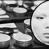 JAPAN. Tokyo. 1961. Kabuki Theater.