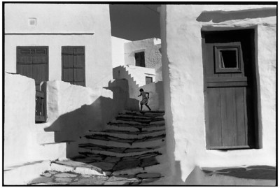 GREECE. Cyclades. Island of Siphnos. 1961.