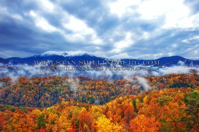 Smoky Mountain Color
