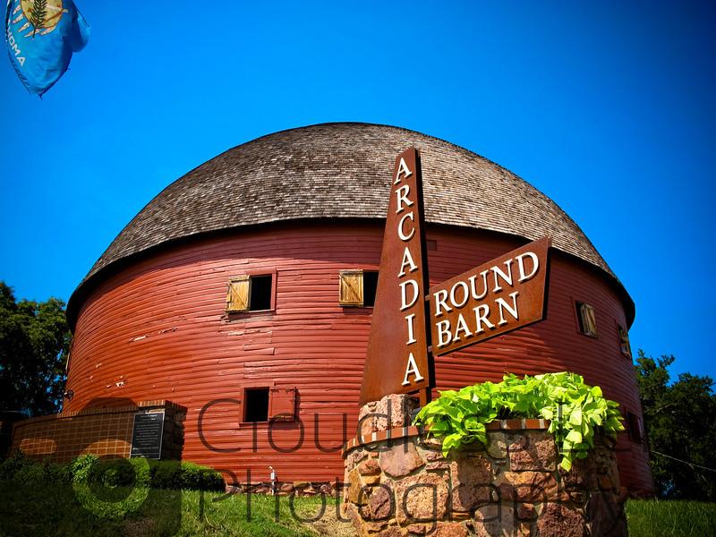 Round Barn of Arcadia
