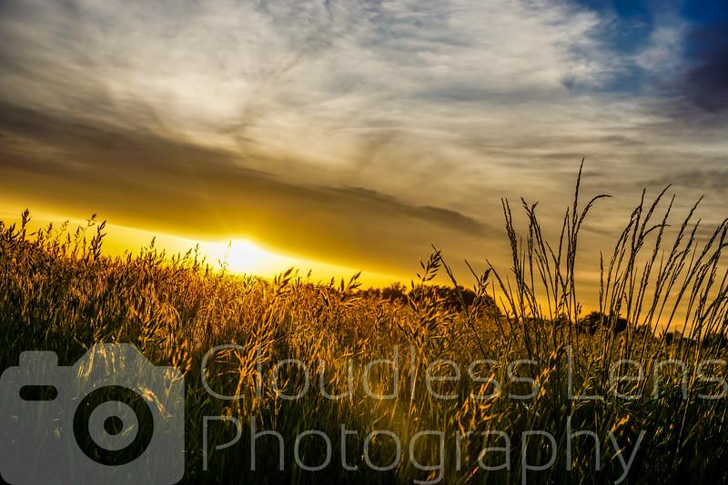 Osage Sunset