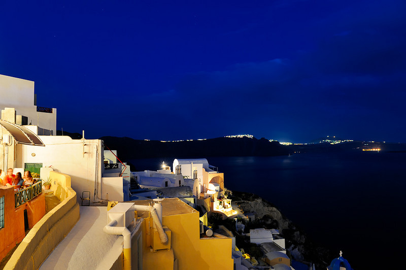 Fira from Oia