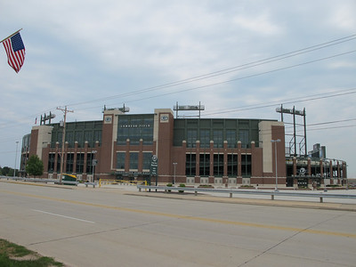 Green Bay Wisconsin August 2010