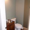 powder room down stairs