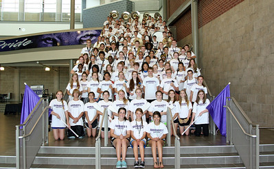CSHS Band Group Picture 2014-2015