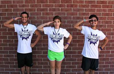 2015-16 CSHS Band Leadership Team