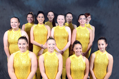 2016-17 Color Guard Pictures