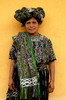 #GP 052 Woman in Traditional Dress, Nebaj, Guatemala