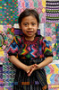 #GP 013 Young Girl, Chichicastenango, Guatemala