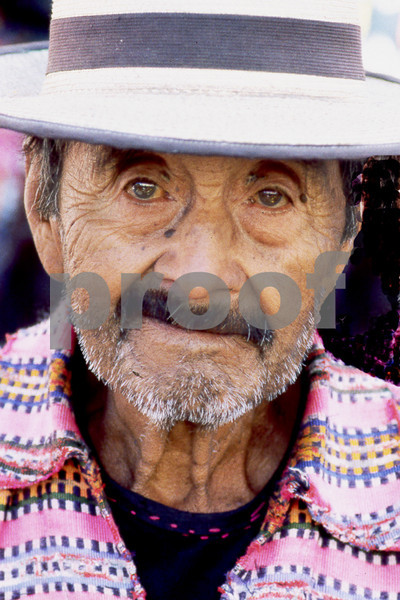 old man in Solola