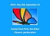 Photoset for September 25, 2016, County Farm Park