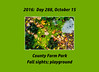 Photoset for October 15, 2016, County Farm Park
