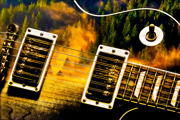 Les Paul and Redwoods