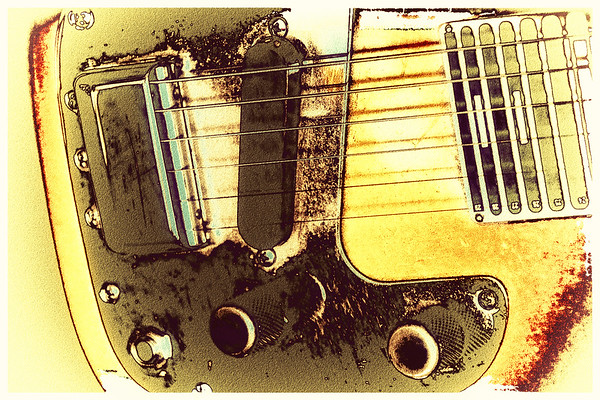 1955 Fender Lap Steel Pickup