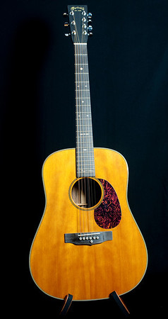 Martin D7. 7 String signed by Roger McGuinn.