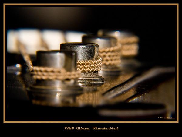 Gibson Thunderbird Tuning Gears