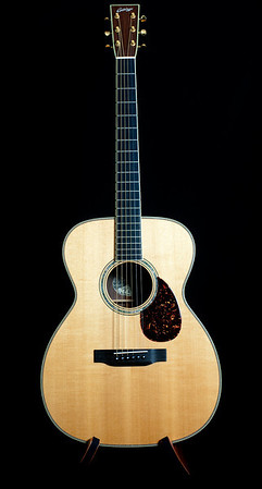 Collings OM3. Very early model.