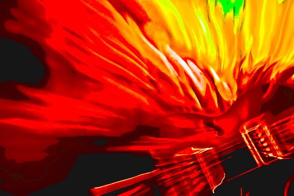 Guitar Burst