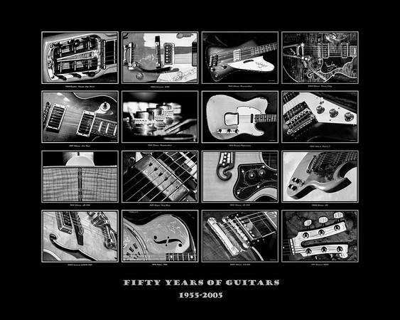 Guitars 1955-2005