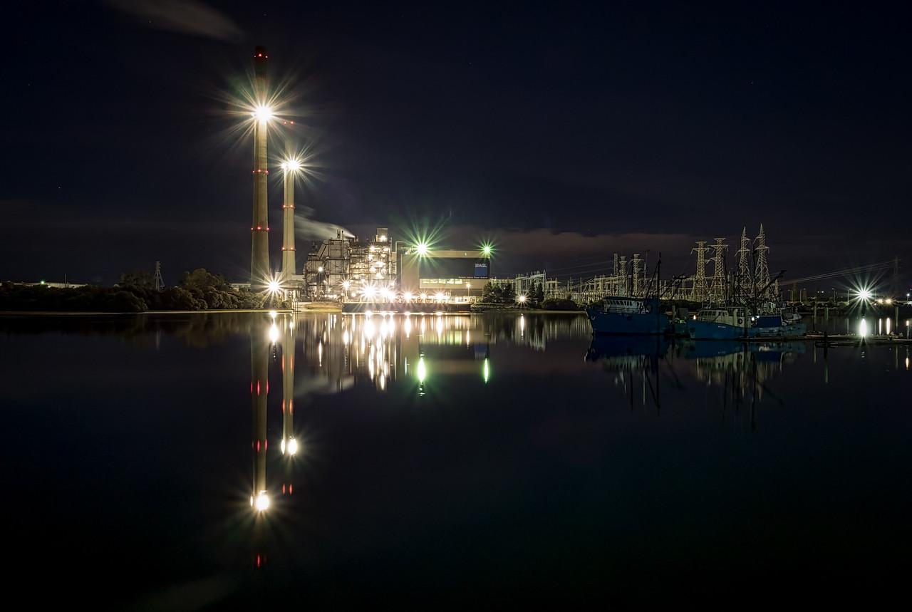 Late night power