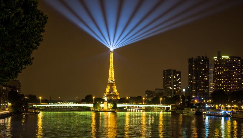 Eiffel Lights
