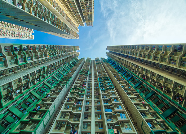 Upper Wong Tai Sin Estate