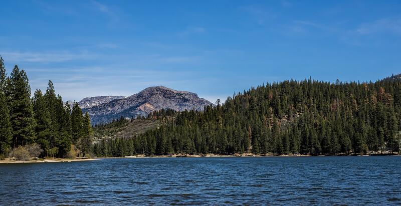 Across Hume Lake