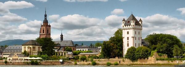 HDR Mainz Panorama 2