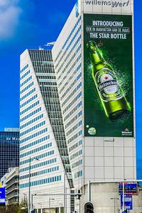highrise. Rotterdam.