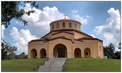 Archangel Michael Greek Orthodox Church, Lecanto, Florida